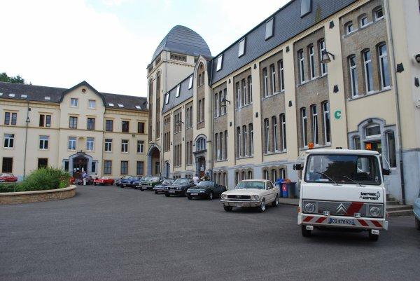 Ecole de Pièrrard.