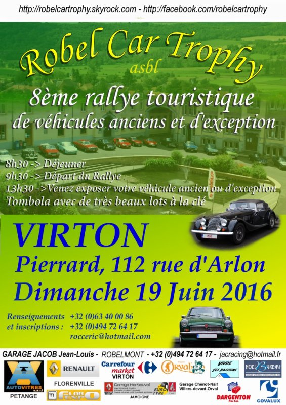rallye annuel 2016