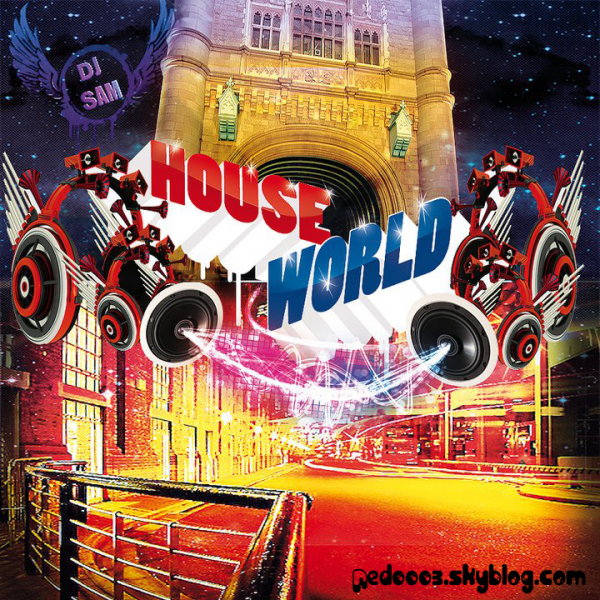 cover house world