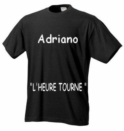 Tee Shirt AdrianO