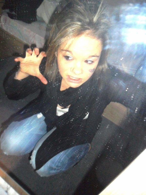 Noémie - 16 ans - Bruxelles - Wavre.