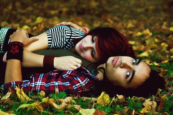 « Je me souviens de toi près de moi, tu m'embrassais pour la première fois ... ♥♫ »