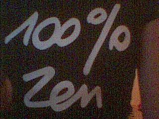 100% ZEN & ZEN ATTITUDE