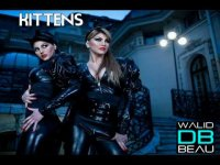 KITTENS / ANGEL ON FIRE (RADIO EDIT)  (2010)