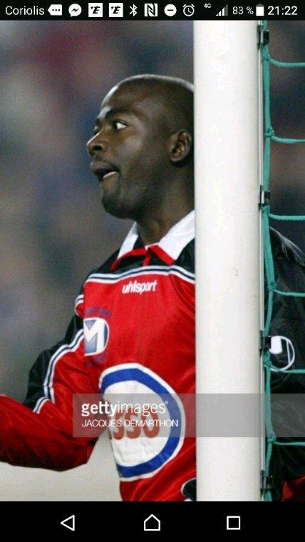 maillot de Gérard à Paris  championat 2003 2004
