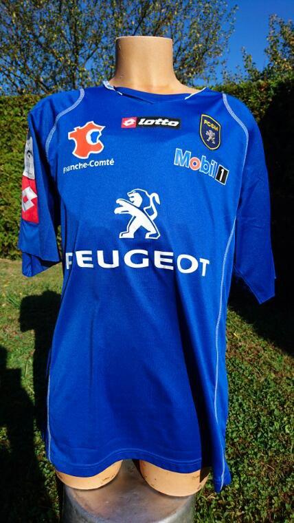 maillot de teddy championat 2010 2011