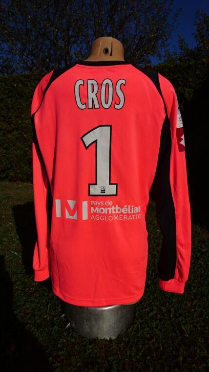 maillot de cross championat 2012 2013