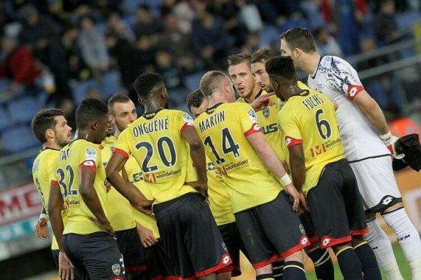 Maillot de Werner vs Auxerre 2015 2016