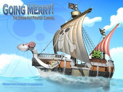 Going Merry 3D