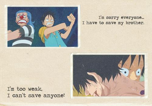 One Piece résumé