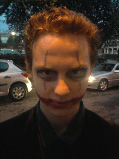 moi a hallowen XD