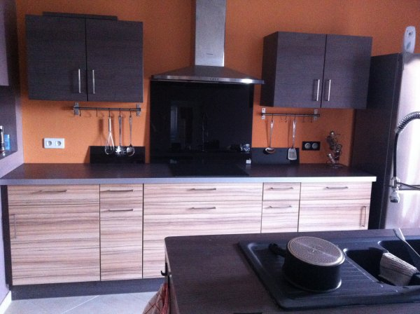 cr dence cuisine construction maison. Black Bedroom Furniture Sets. Home Design Ideas