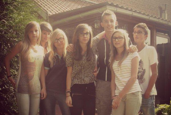 La team, les mieux.♥
