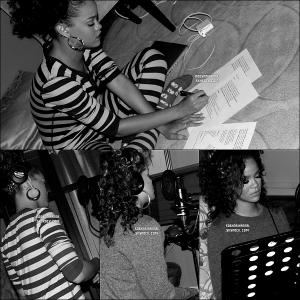 . • La tracklist de l'album « Talk That Talk » est maintenant disponible !  .