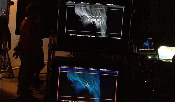 """* TAKE CARE ____ Découvrez deux photos provenant du tournage du clip """"Take Care"""".*"""