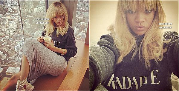 * INSTAGRAM ___Voici quelques photos que la belle a posté ce mois-ci sur son compte.*