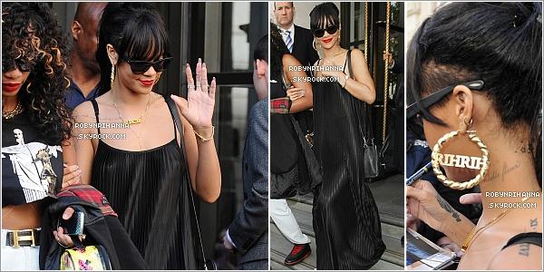 """. 24.06.12"""" : """"La belle Rihanna a donné un concert incroyable dans la soirée au festival « Hackney » à Londres.Elle a interprété 17 de ses chansons issues de ses 4 derniers albums. Le concert complet est disponible en vidéo ci-dessous.  ."""