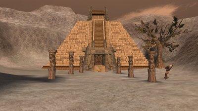 le temple de Procyon a Dratan