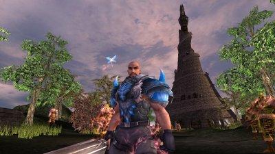 la tour des Ames a Egeha