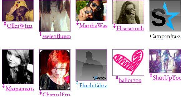 Vielen dank an die Skyrocker,meine Blogleser & vor allem meinen Fans ♥