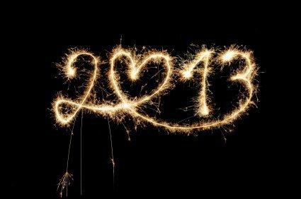 Frohes neues Jahr 2013 ! <3