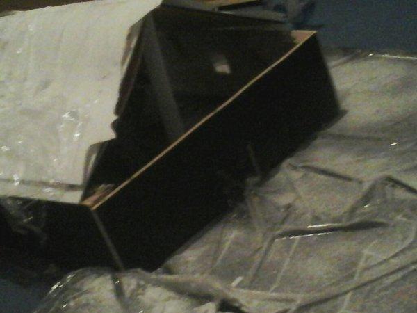 Départ sur feu industriel avec propagation sur toiture