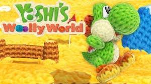 YOSHI WOOLY WORLD