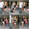Ashley Greene Posant Avec Des Fans