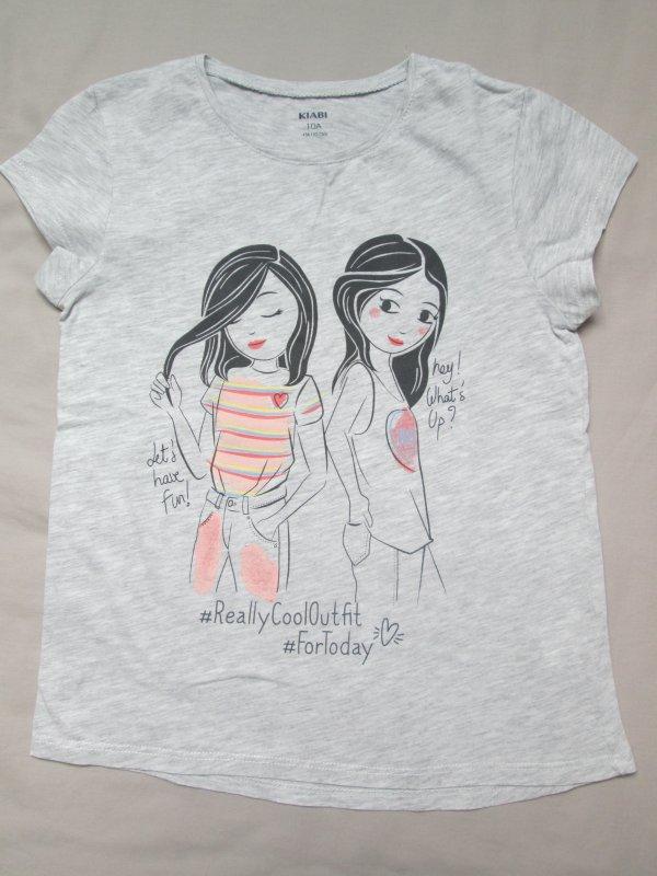 T-shirt 10 ans Kiabi 1.50*