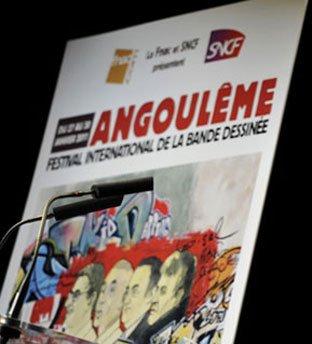 Le Salon de la BD à Angoulême