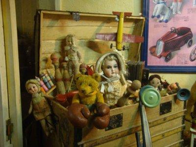 Musée du jouet ancien