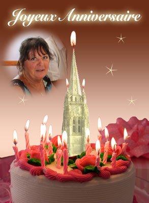 Bon anniversaire Marthe