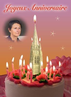 Bon anniversaire Maryse Villecampe