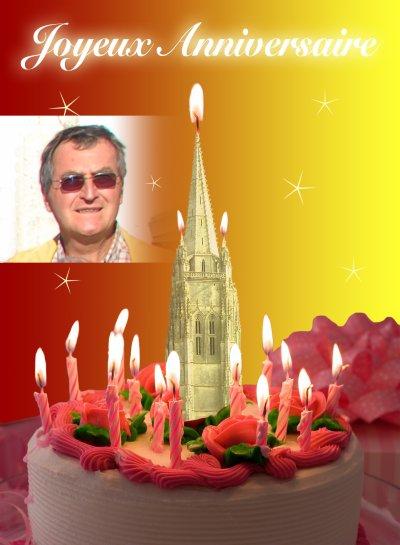Bon anniversaire Jean Paul