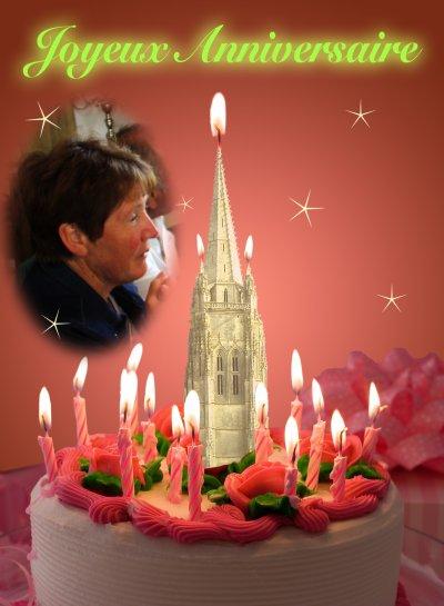 Bon anniversaire Nicole, Martine, Yvon