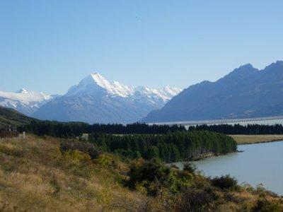 Vacances en Nouvelle Zélande