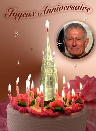 Bon anniversaire Yves