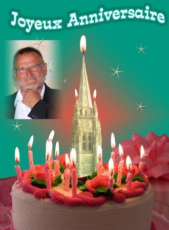Bon anniversaire Pierre