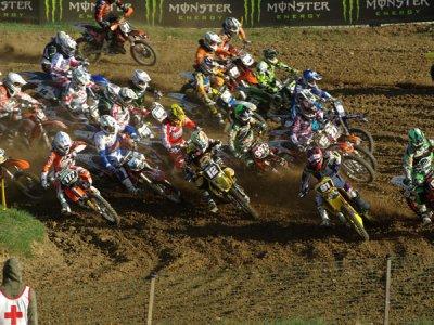 Les « fanas » du motocross