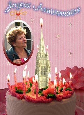 Bon anniversaire Gillette