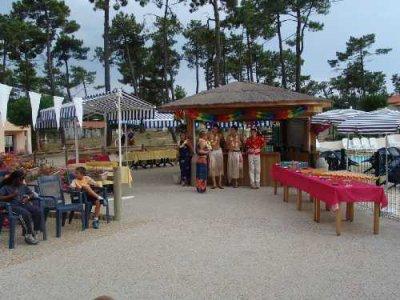 Le centre de vacances Azureva