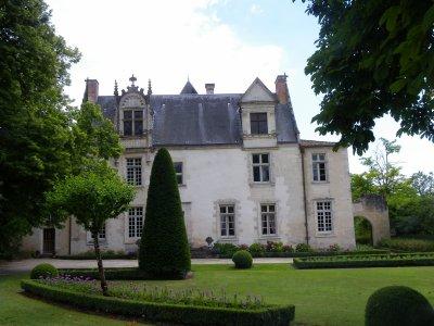 Le château de Beaulon