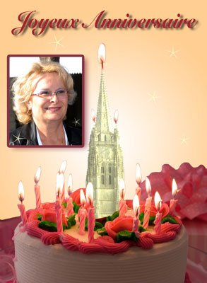 Bon anniversaire Françoise