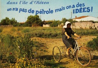 Carte postale d'Oleron
