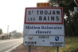 Colonie de vacances à St Trojan