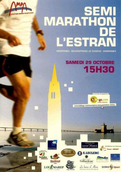 Semi-marathon de l'Estran
