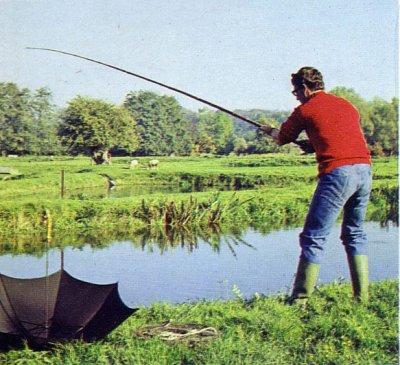 La pêche à la vermée