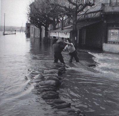 Inondations dans les Charentes