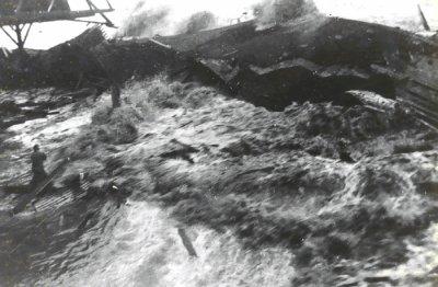 Raz-de-marée et tsunami en Charente Maritime