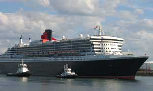 Le Queen Mary 2